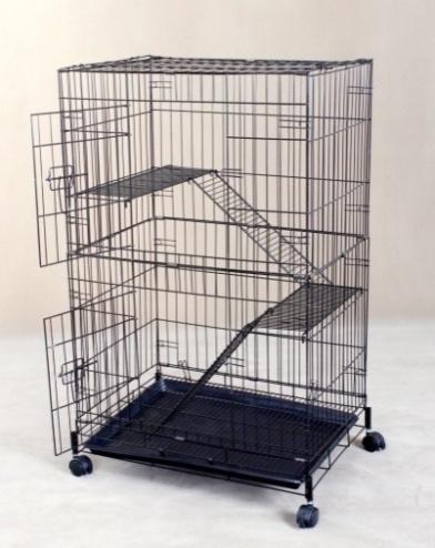 Steel Cat Cage 6344