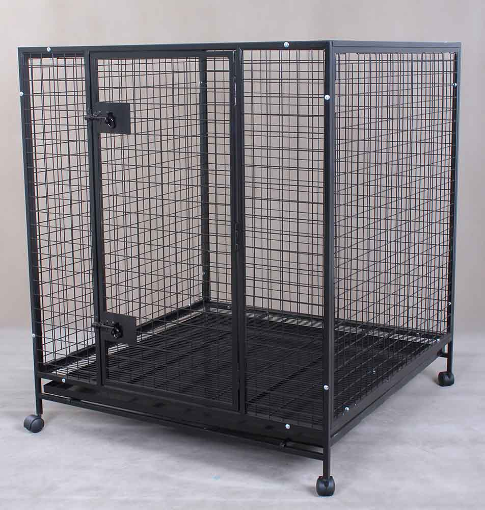 Steel Dog Cage 6442