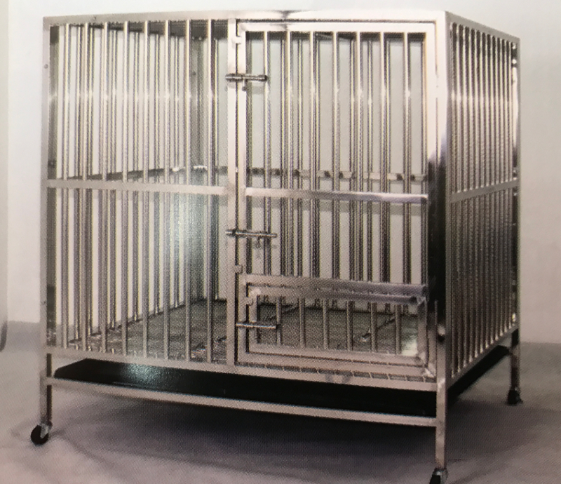 Stainless Steel Dog Cage SSC9315