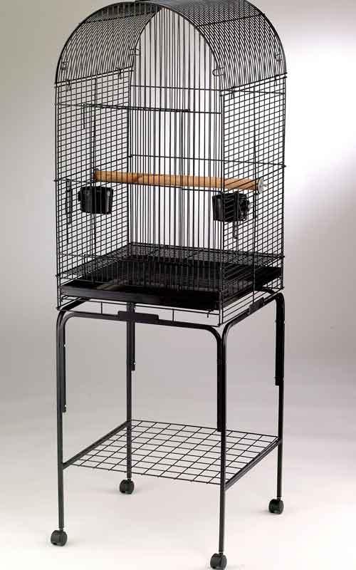 Steel Bird Cage B0221
