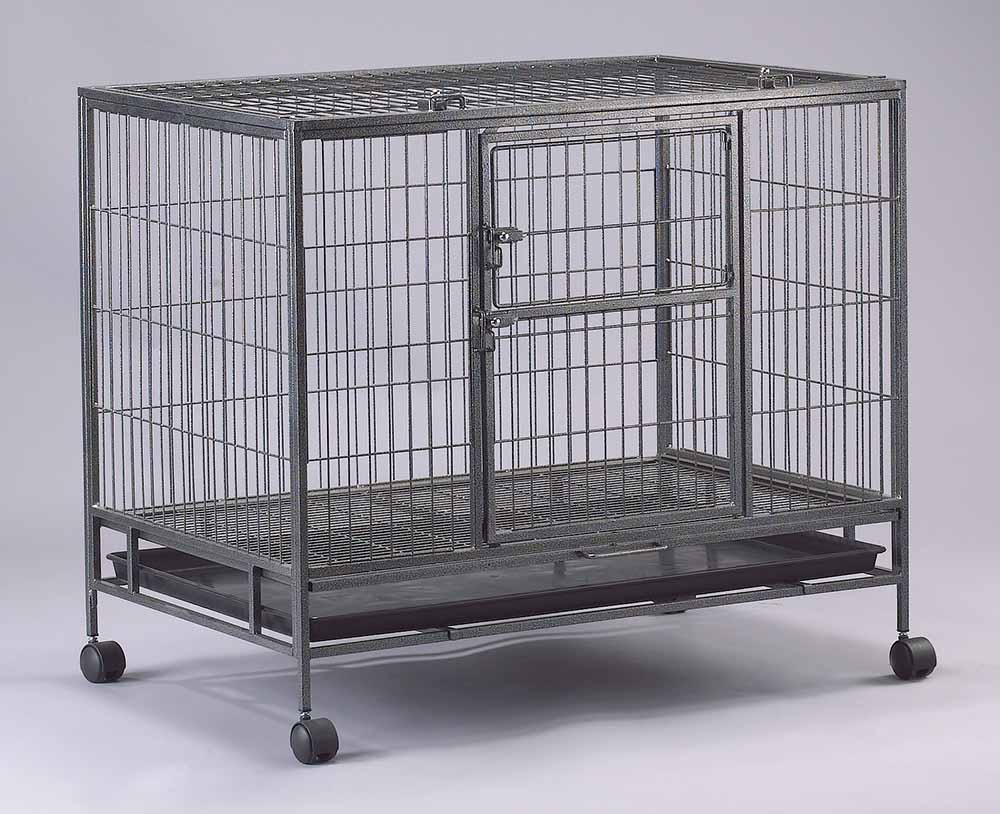 Steel Dog Cage D321