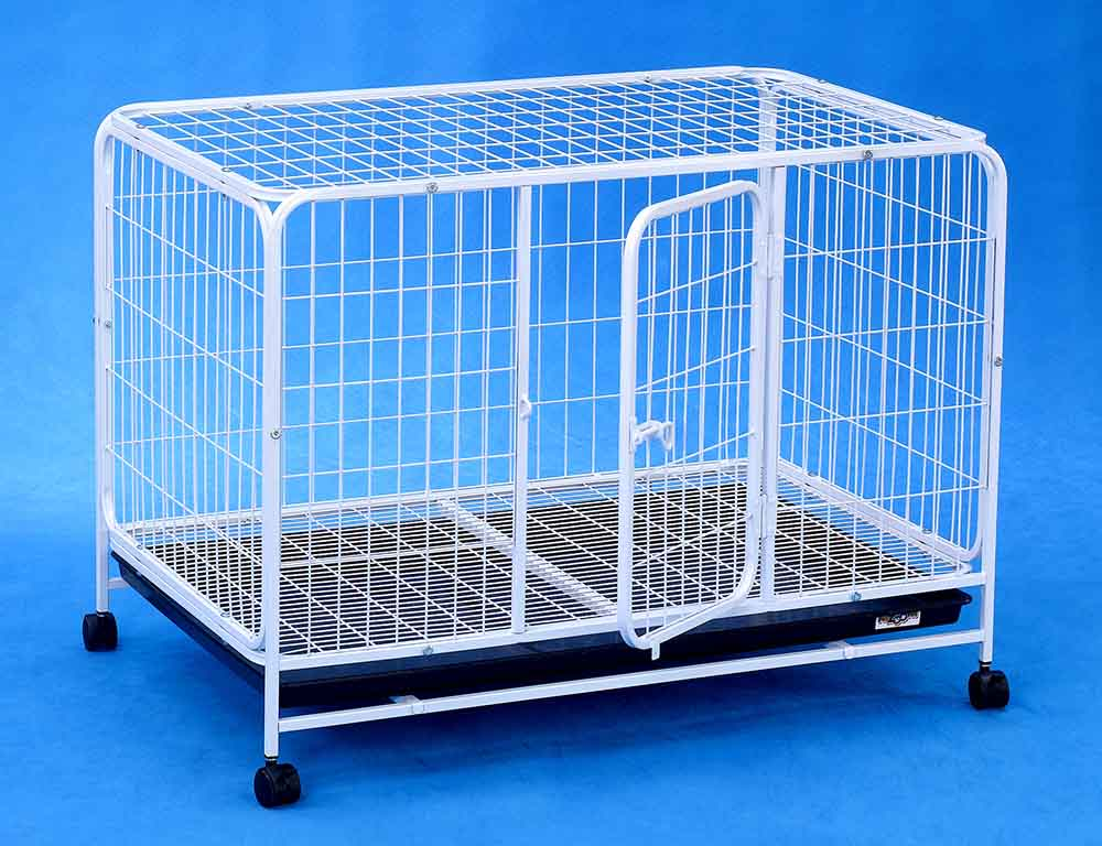 Steel Dog Cage D322