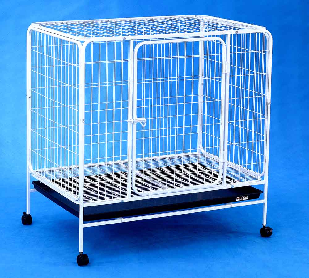 Steel Dog Cage D332
