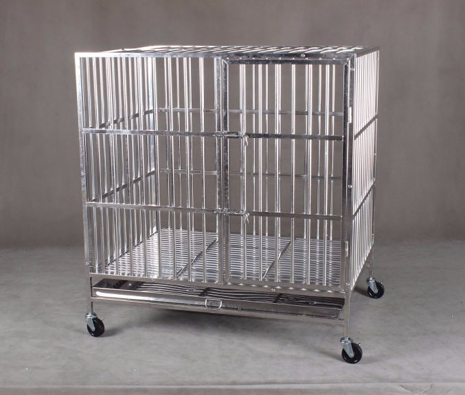 Stainless Steel Dog Cage S1172 (304 Material)