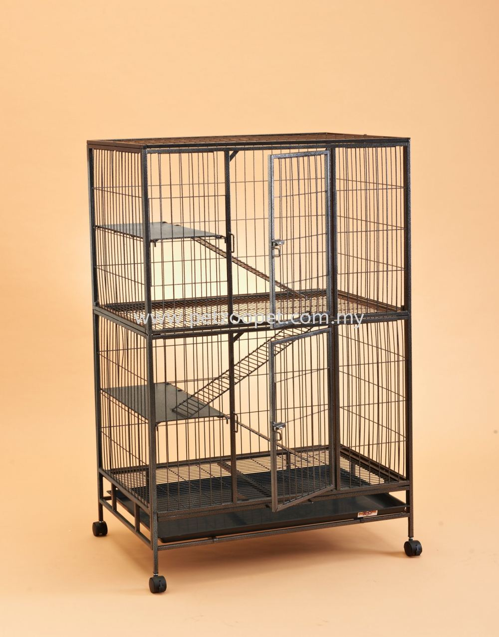 Steel Cat Cage C234