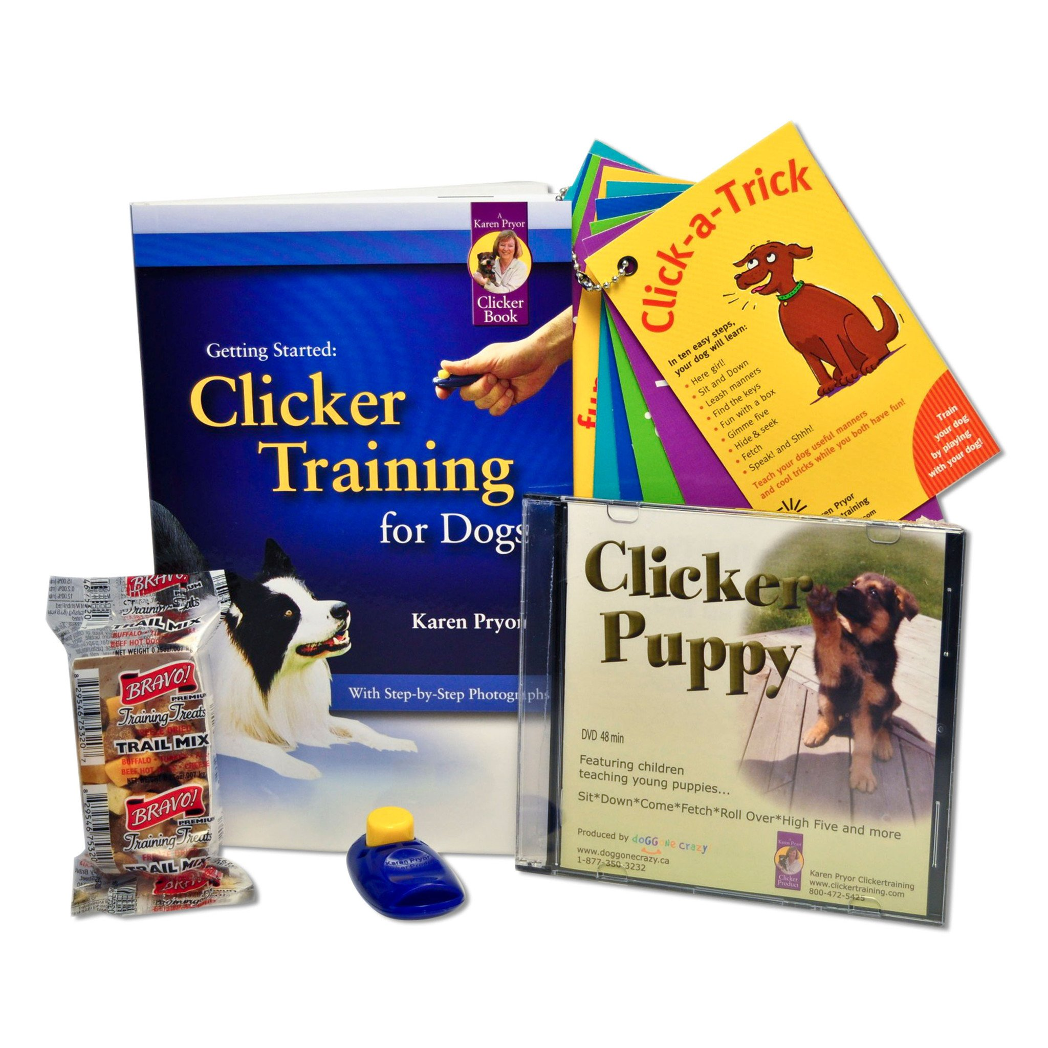 Clicker Training Puppy Training Kit