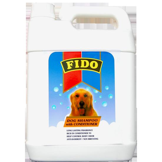 Fido Dog Shampoo 5 Litre