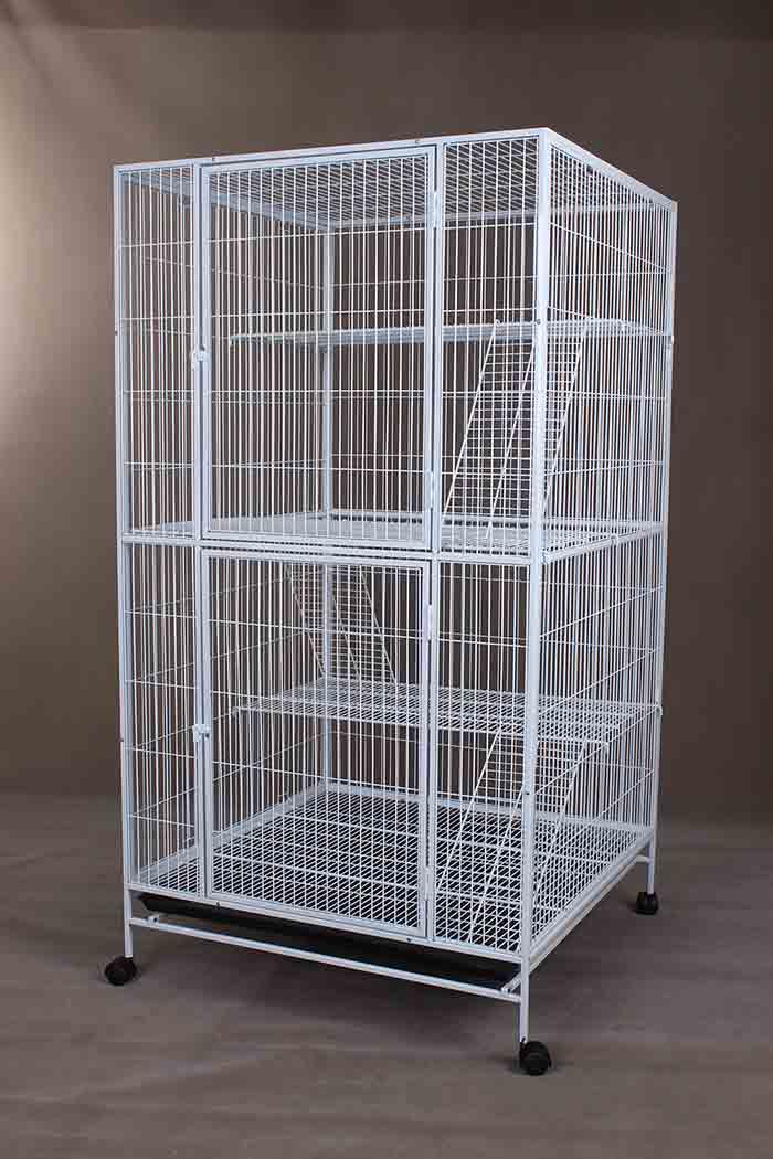 Steel Cat Cage 7335