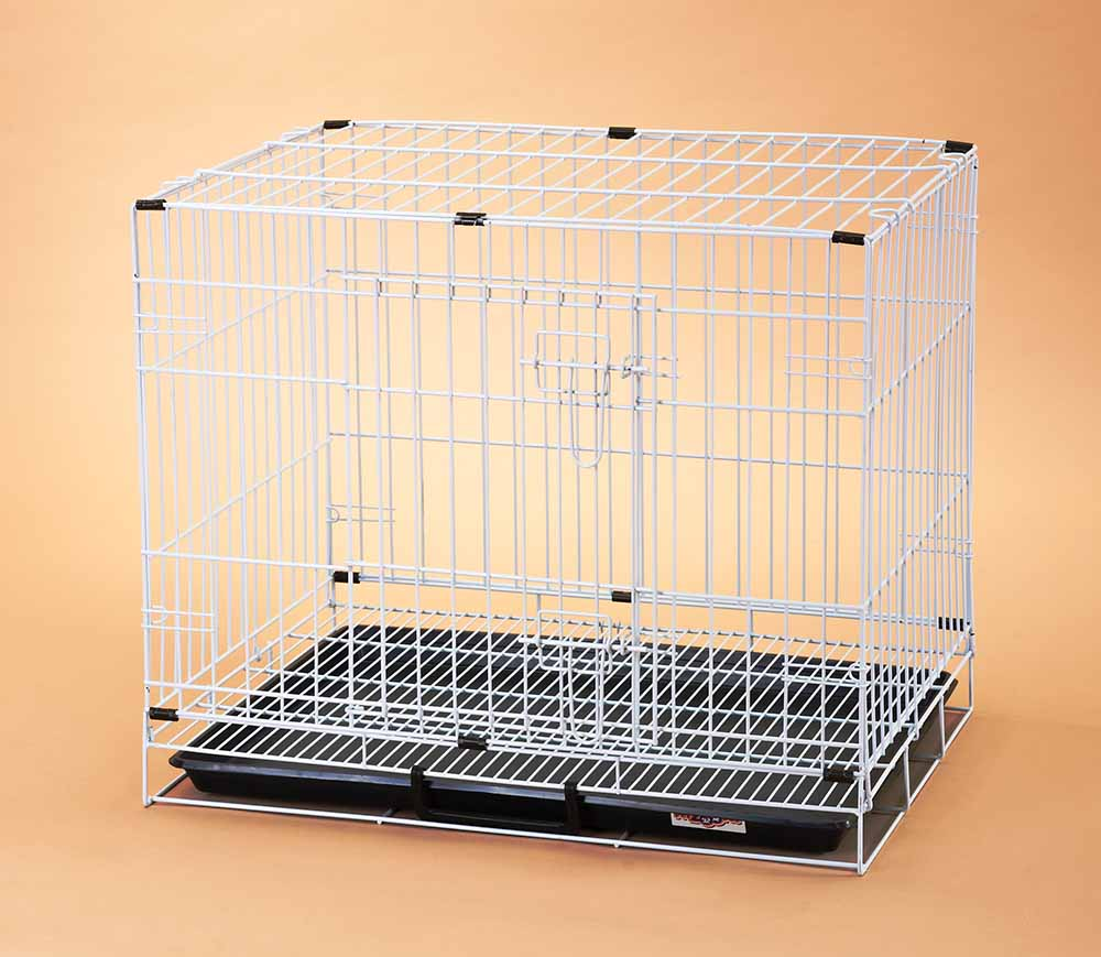 Collapsible Steel Pet Cage D304
