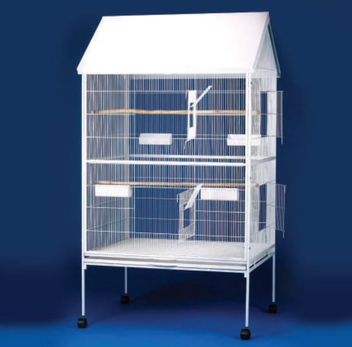 Steel Bird Cage BC204