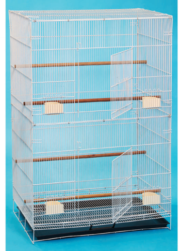 Steel Bird Cage BC313