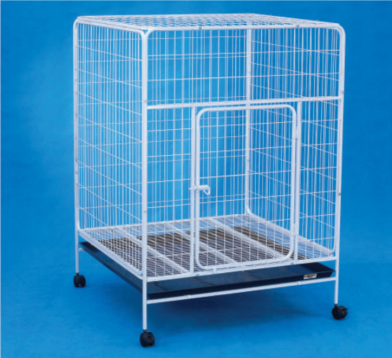 Steel Dog Cage D334