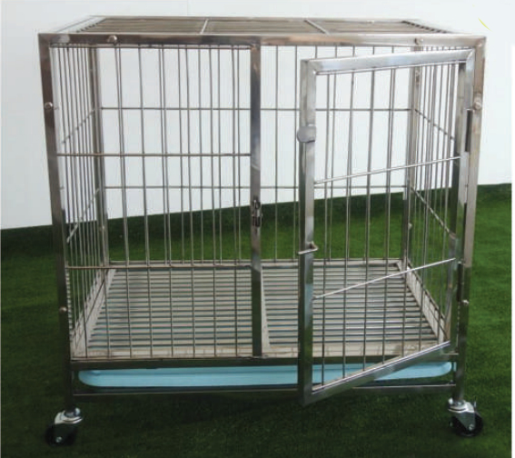 Stainless Steel Pet Cage PC601