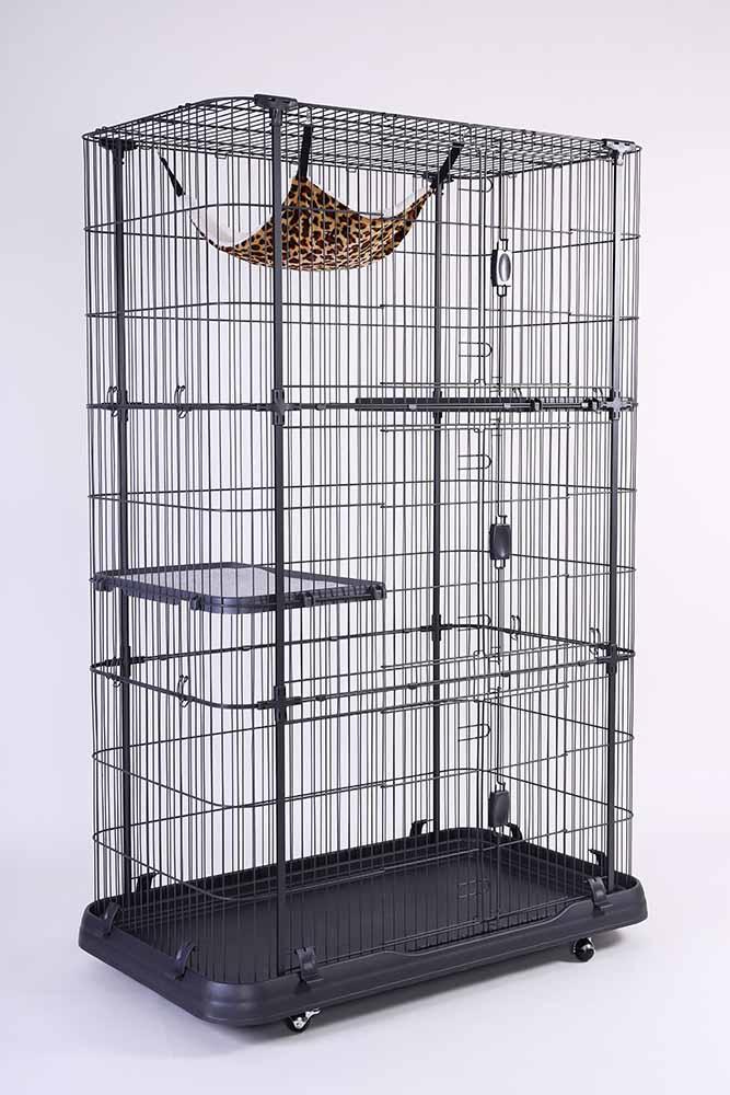 Steel Cat Cage R64