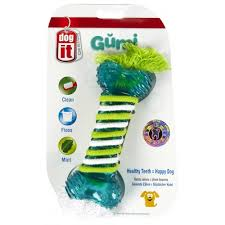 Dogit Gumi Floss Dental Care Toy Large