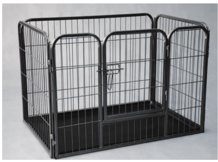 Play Pen PP5020 with Tray and Door